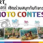 กิจกรรม Art in paradise pattaya