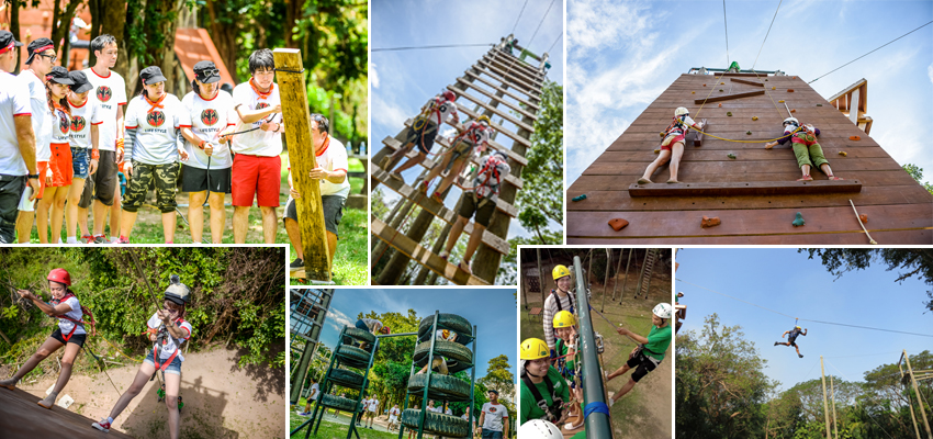 Beyond Limits park pattaya