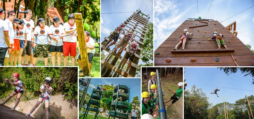 Beyond Limits park pattaya