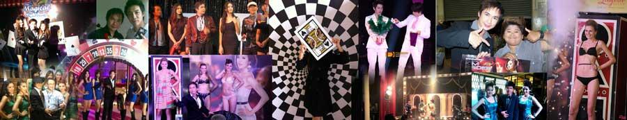 Tuxedo Illusion Hall pattaya