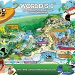 สวนน้ำ Cartoon Network Amazone Pattaya การ์ตูนเน็ตเวิร์คอเมโซน พัทยา13