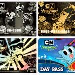 สวนน้ำ Cartoon Network Amazone Pattaya การ์ตูนเน็ตเวิร์คอเมโซน พัทยา3