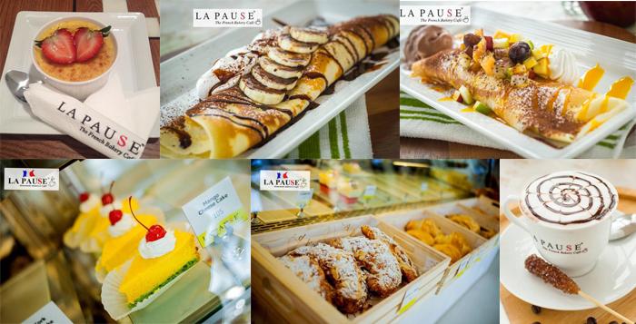 ร้านเค้ก La Pause พัทยา2