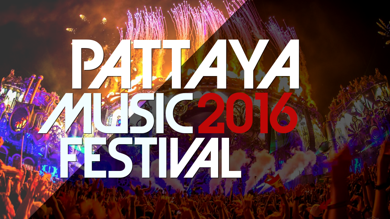 Pattaya Music Festival2016