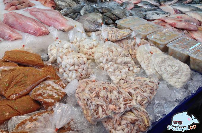 อาหารทะเลสด-ตลาดลานโพธิ์4