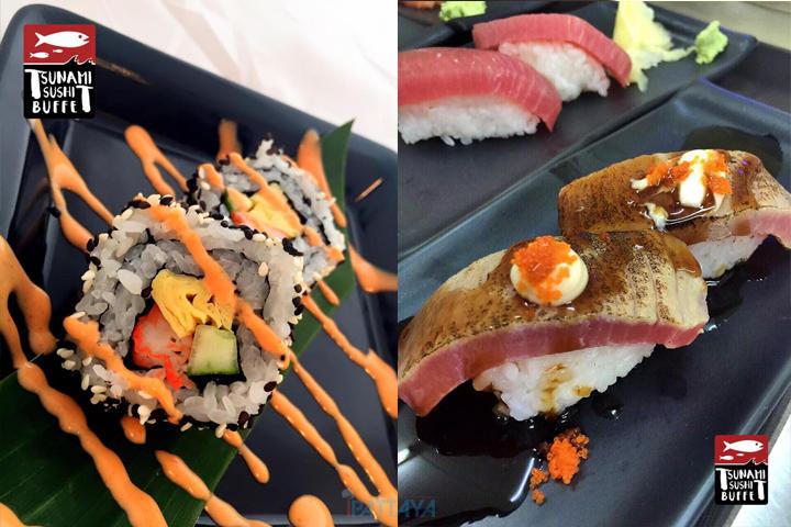 ร้านบุฟเฟต์ซาซิมิอาหารญี่ปุ่นพัทยา2