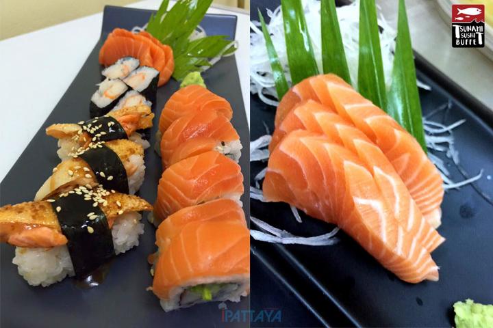 ร้านบุฟเฟต์ซาซิมิอาหารญี่ปุ่นพัทยา4