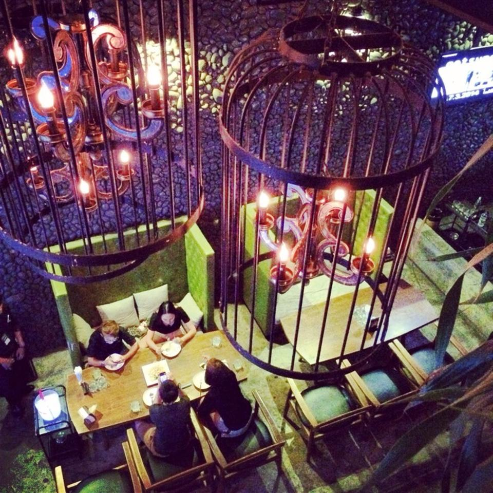 The Living Bistro&Bar ร้านนั่งชิลพัทยา15