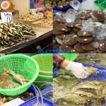 ตลาดของทะเลซีฟู้ดพัทยา ตลาดลานโพธ์2