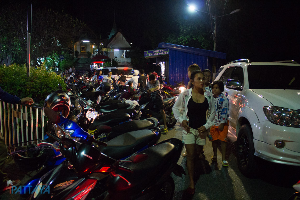 Pattaya Fireworks Festival งานพลุนานาชาติพัทยา5