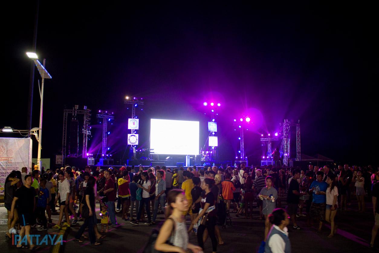 Pattaya Fireworks Festival งานพลุนานาชาติพัทยา8