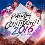 ตาราง Pattaya Countdown พัทยาเคาท์ดาวน์