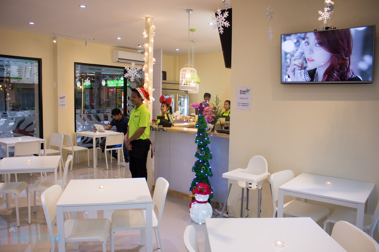 ร้านบิงซูพัทยา-Jungle-Snow6