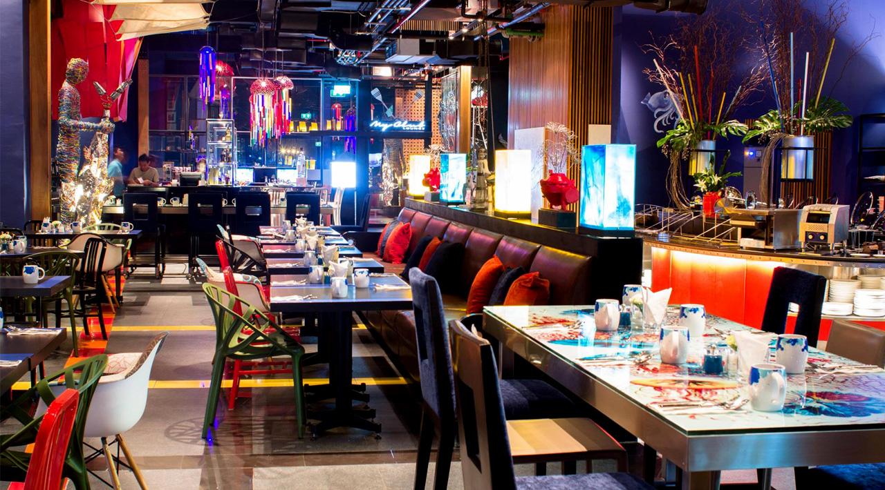 ห้องอาหารบิ๊กฟิช SiamSaim
