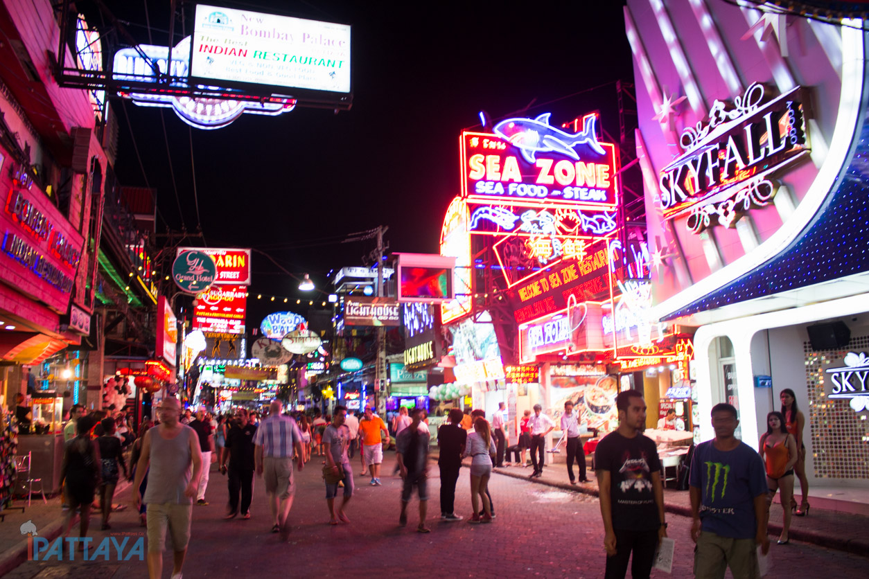 Walking Street Pattaya 1