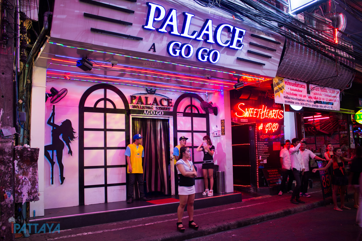 Walking Street Pattaya 13