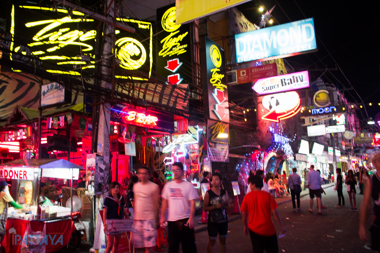 Walking Street Pattaya 7
