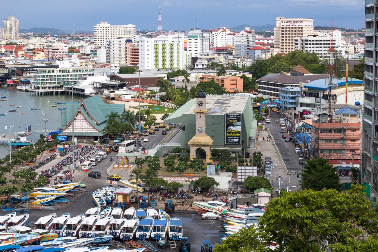 ท่าเรือแหลมบาลีฮายไปเกาะล้าน11 Ipattaya เที่ยวไหนพัทยา