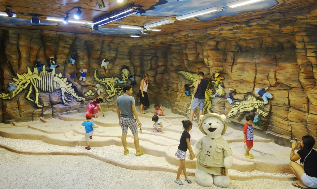 พิพิธภัณฑ์ตุ๊กตาหมีพัทยา Teddy17