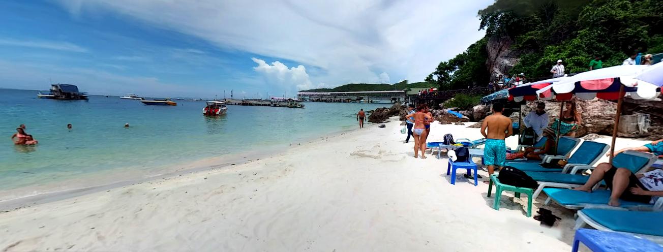 หาดสังวารเกาะล้าน