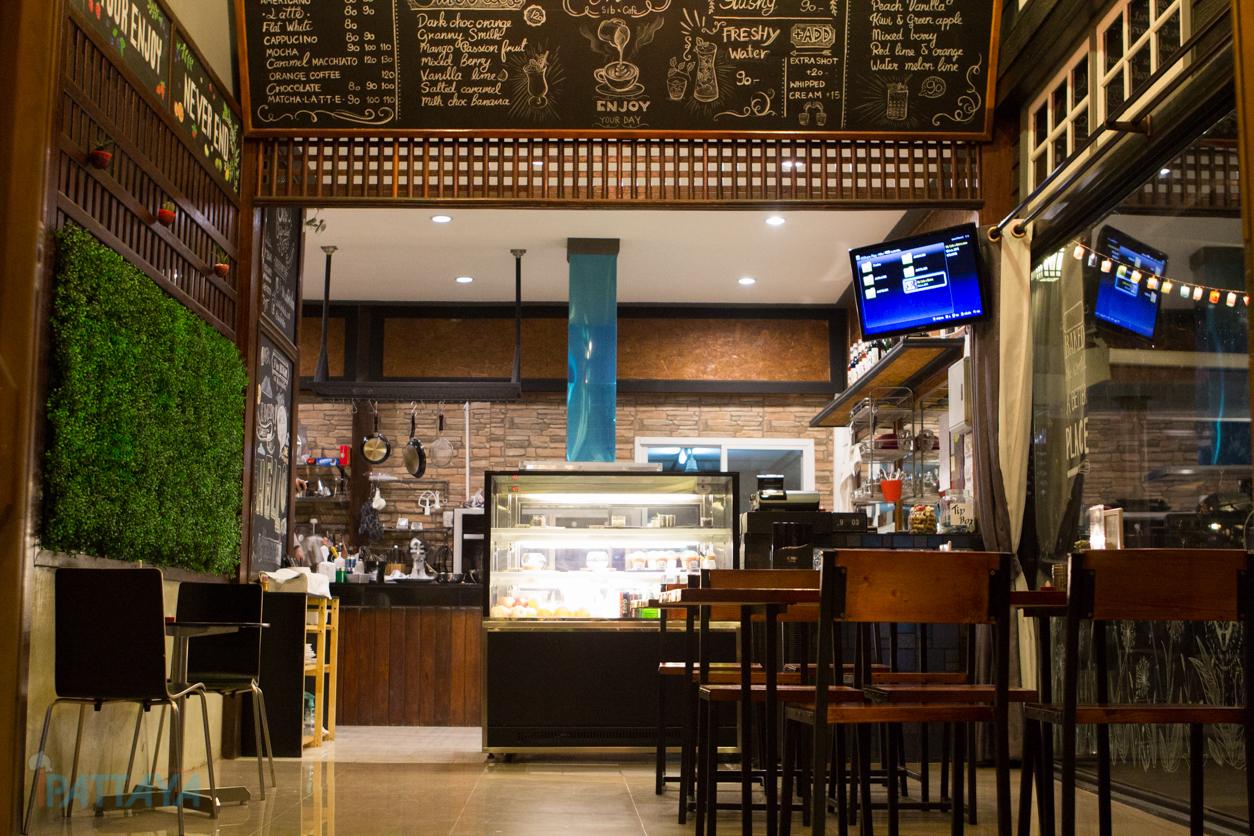 Sib cafe pattaya6