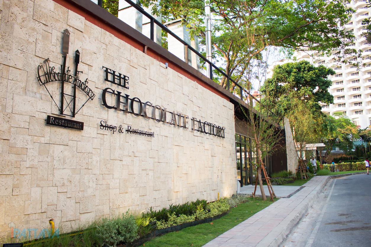 The Chocolate Factory Pattaya เดอะ ช็อกโกแลต แฟคทอรี่ พัทยา 1