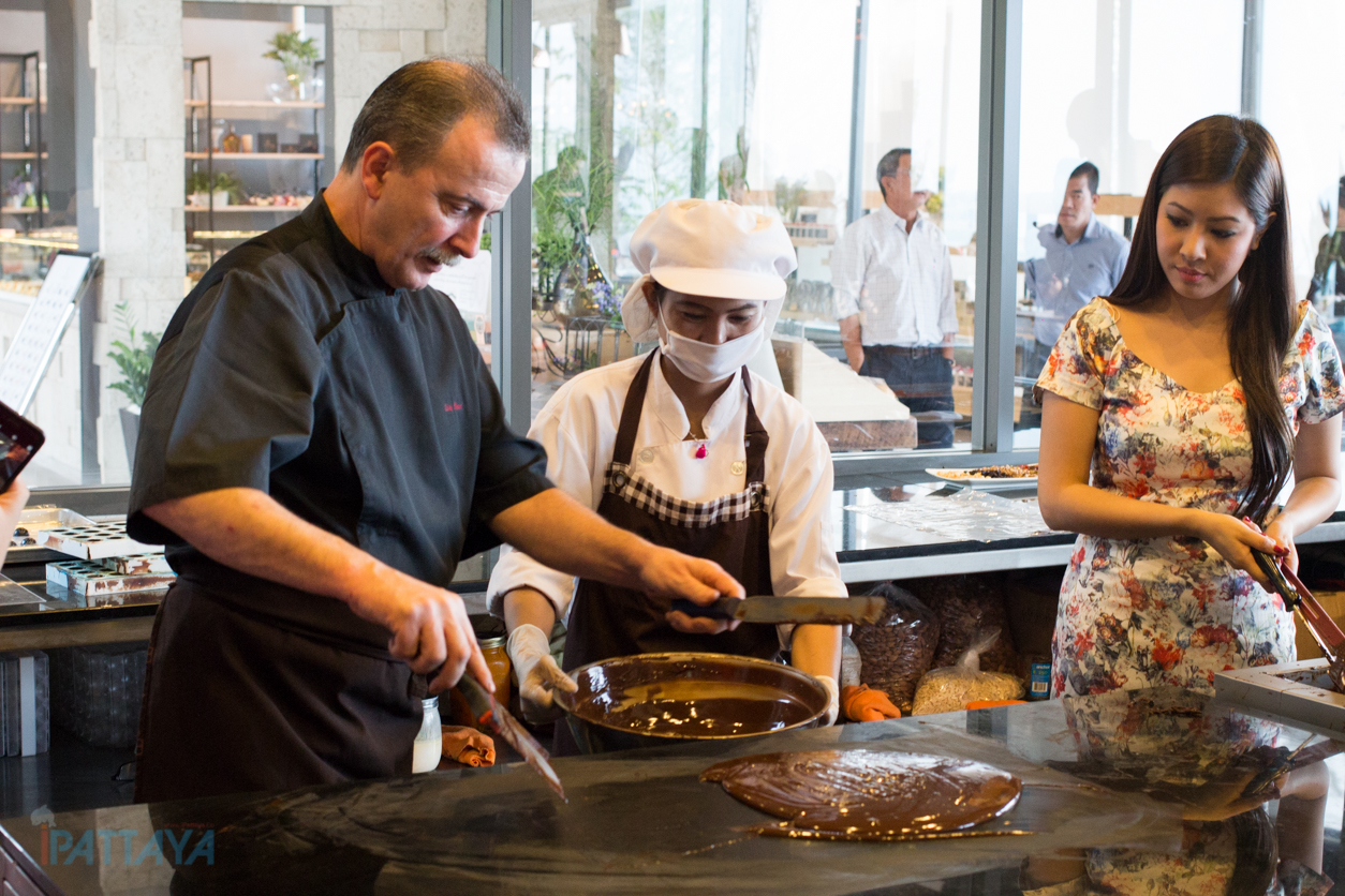 The Chocolate Factory Pattaya เดอะ ช็อกโกแลต แฟคทอรี่ พัทยา15