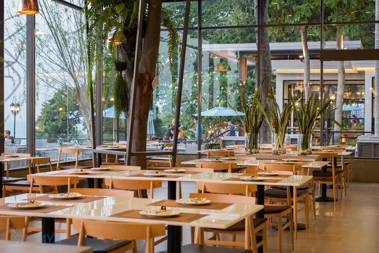 The Chocolate Factory Pattaya เดอะ ช็อกโกแลต แฟคทอรี่ พัทยา8