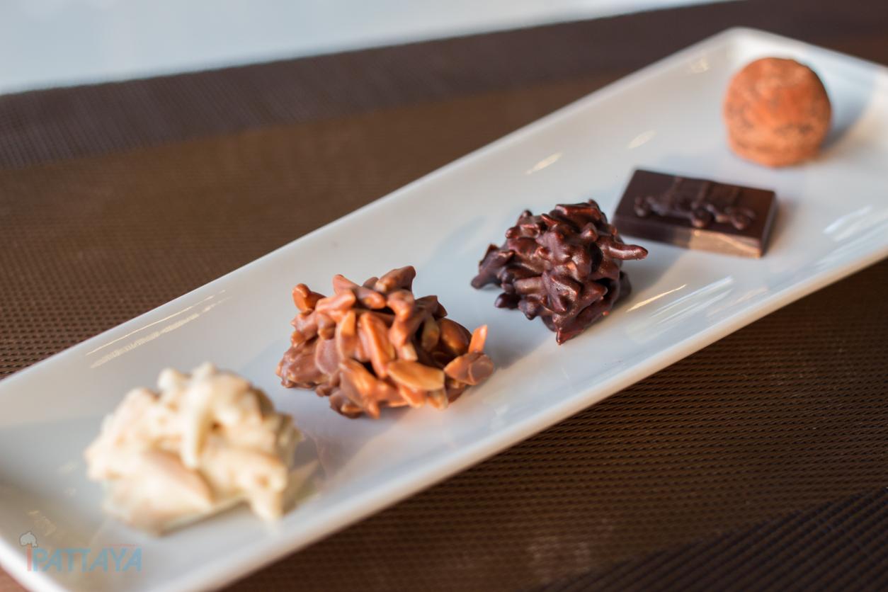 The Chocolate Factory Pattaya เดอะ ช็อกโกแลต แฟคทอรี่ พัทยา9