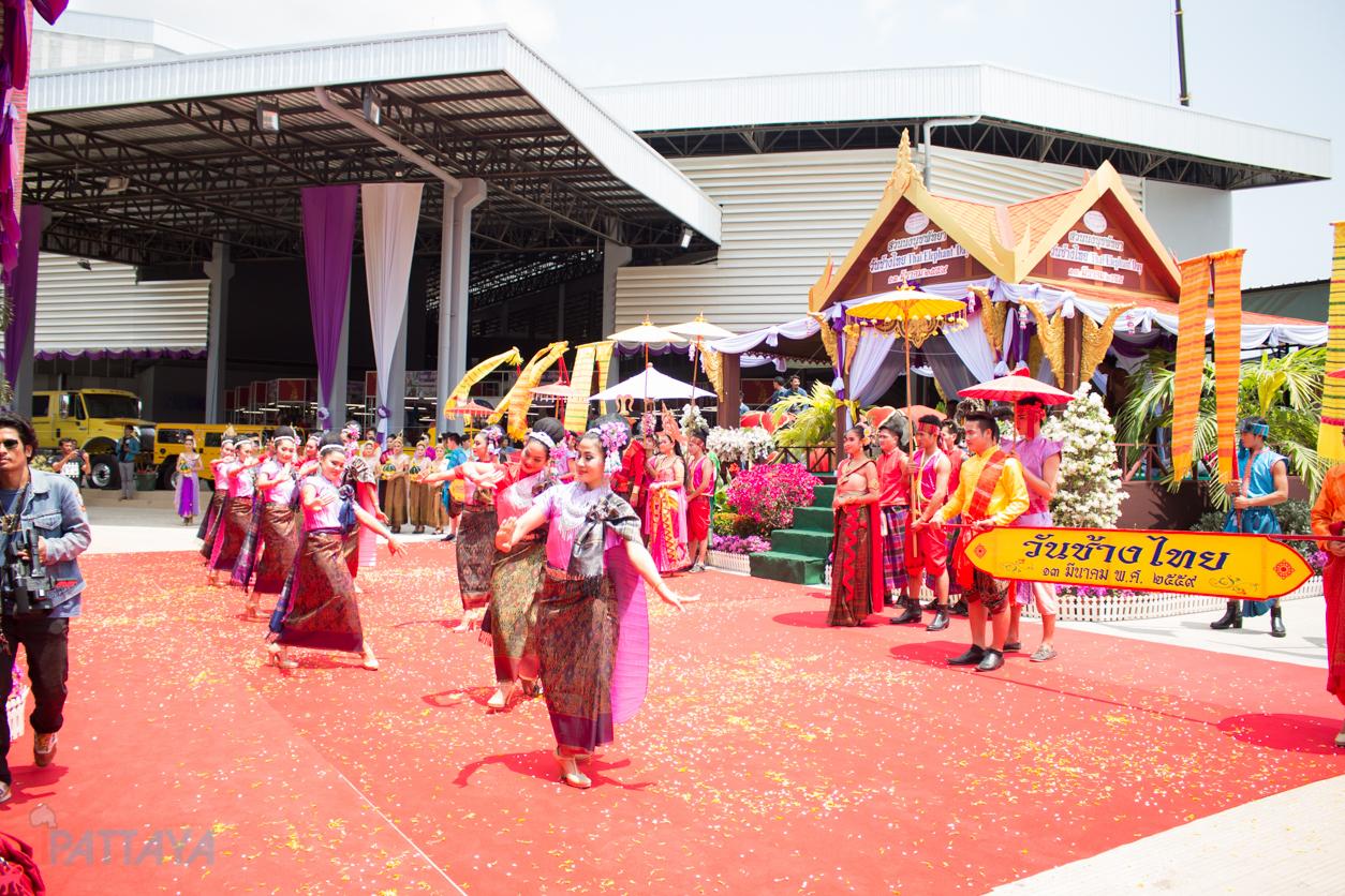 วันช้างไทยสวนนงนุชพัทยา8
