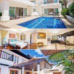 บ้านพักพูลวิลล่า Tropicana Pool Villa