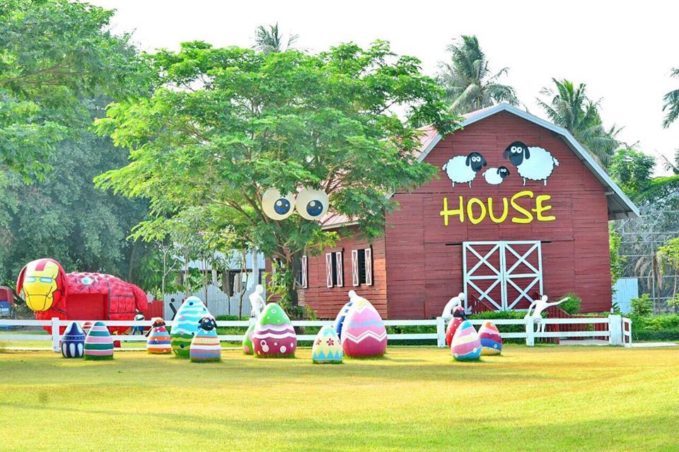 Pattaya Sheep Farm ฟาร์มแกะพัทยา