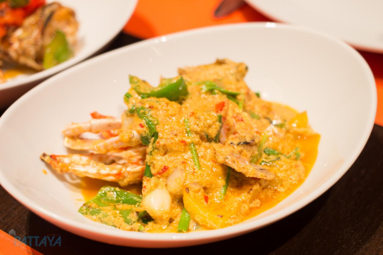 seafood buffet pattaya marriott courtyard pattaya10