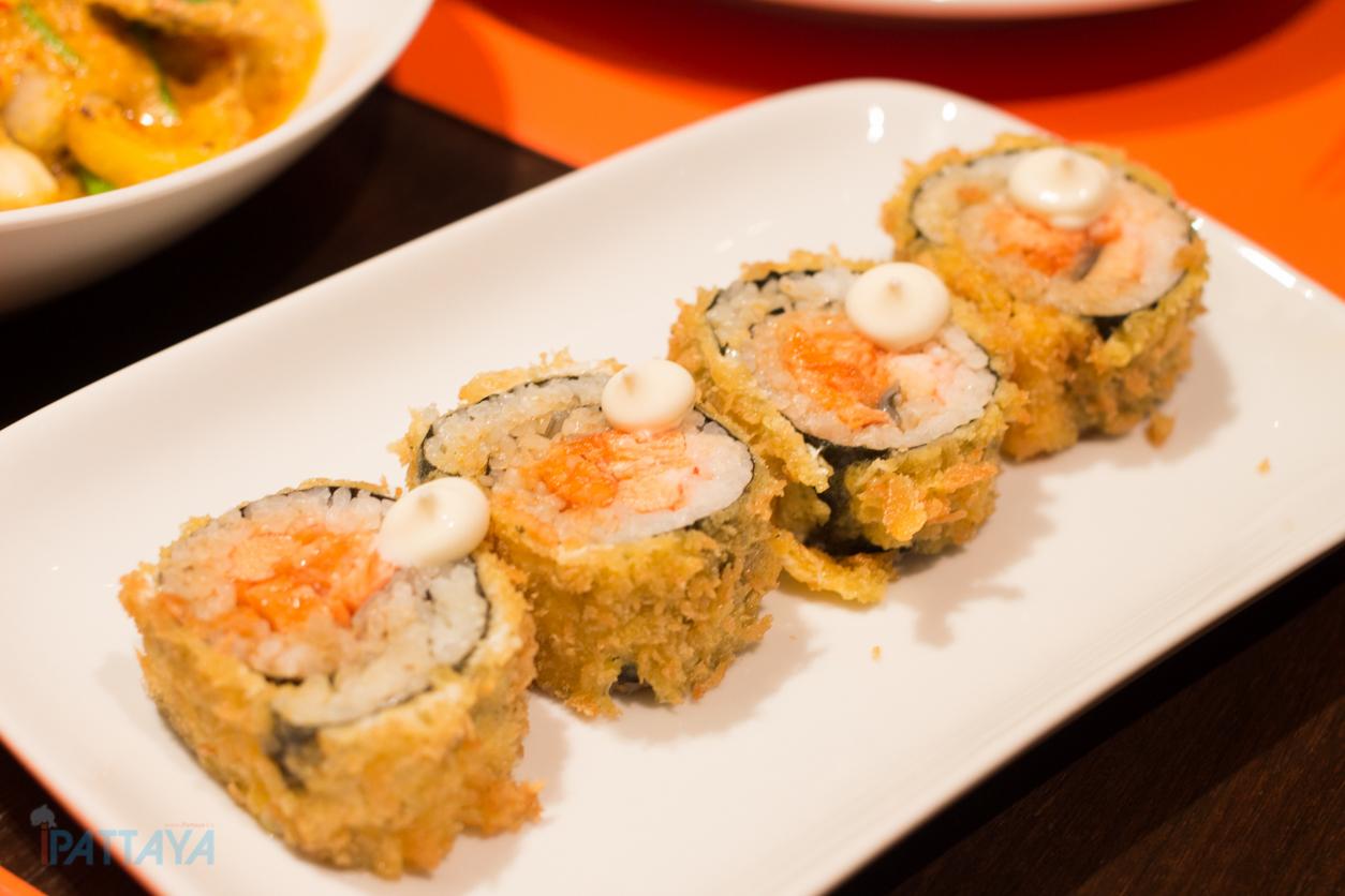 seafood buffet pattaya marriott courtyard pattaya13