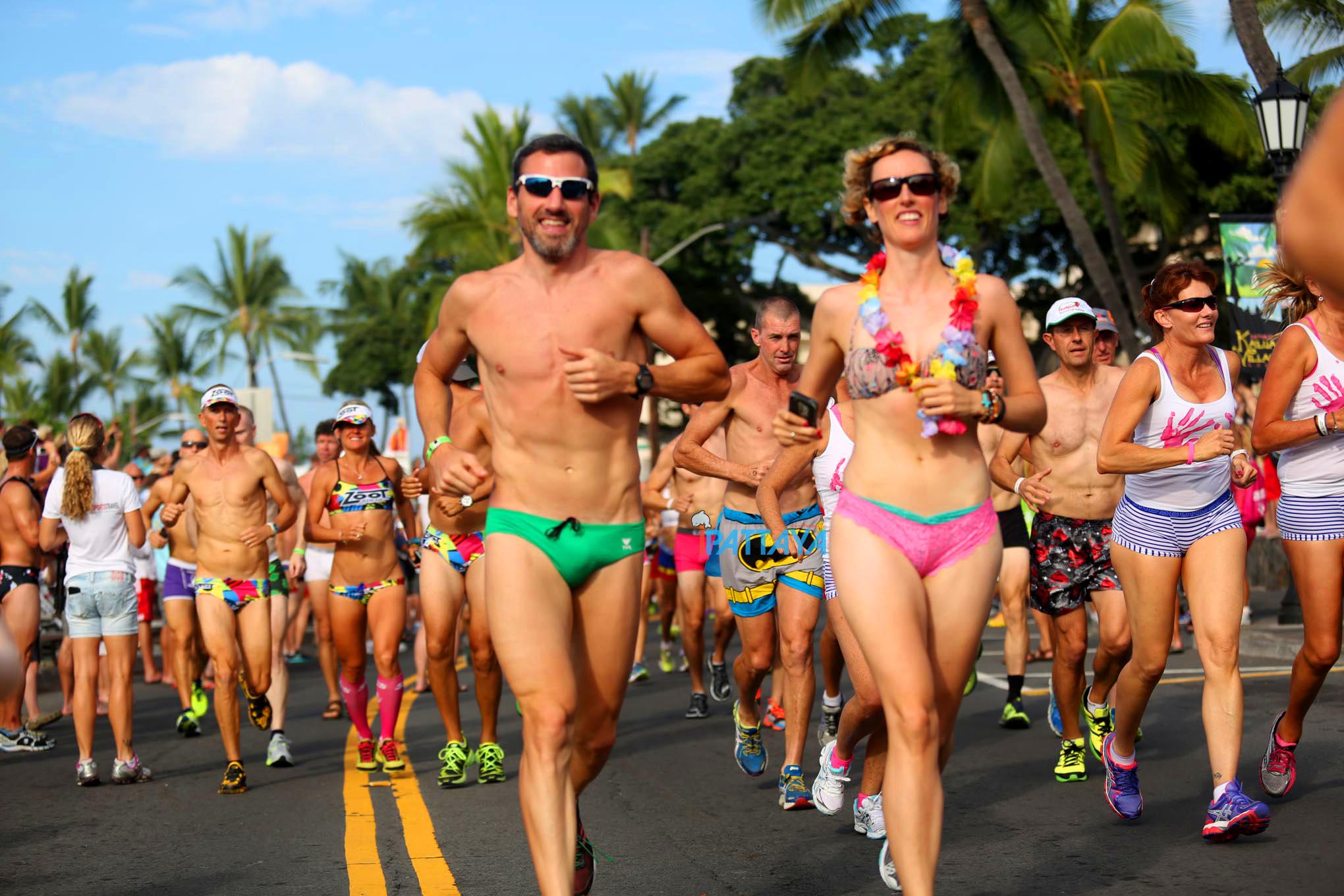 บีกินี่รันพัทยา Pattaya Bikini Beach Race 2016