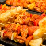 seafood buffet pattaya marriott courtyard pattaya27