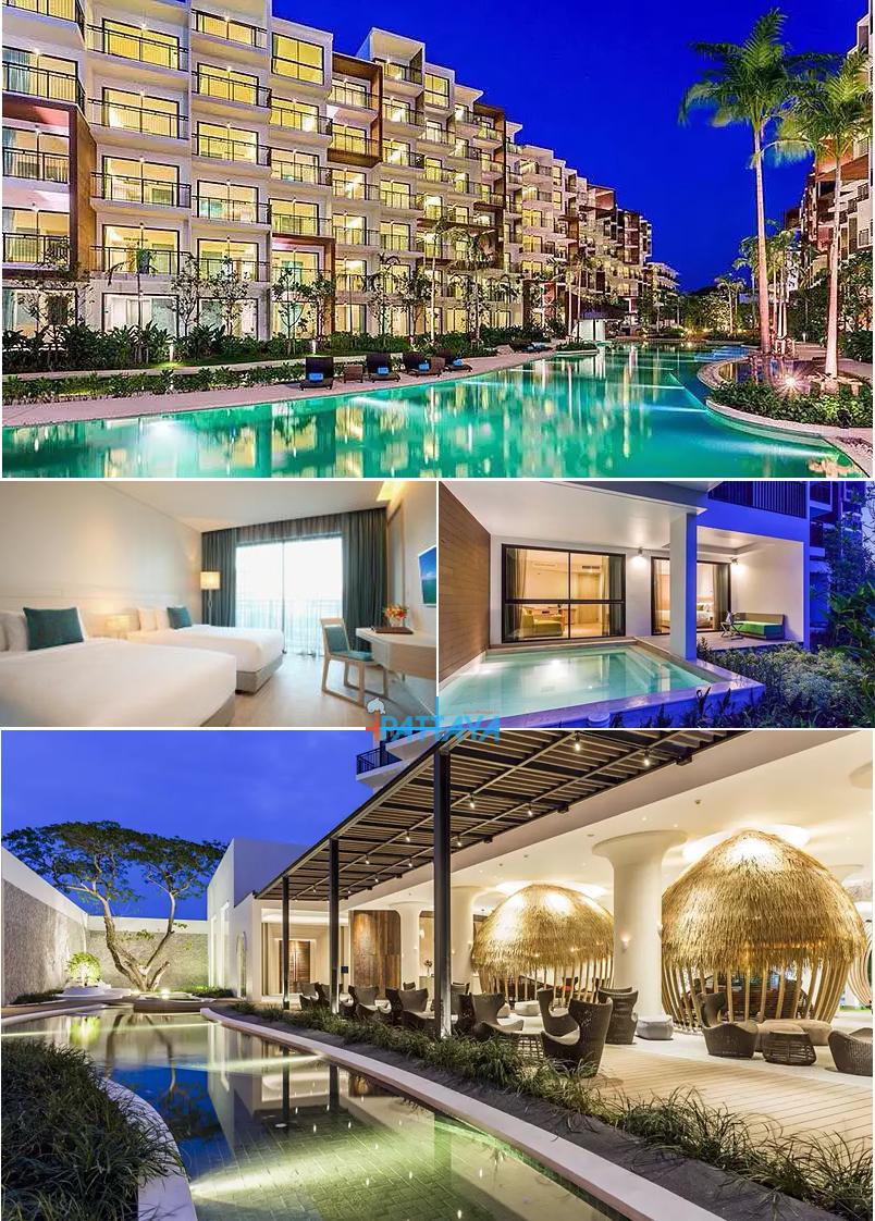 รีวิวโรงแรม Centra Maris pattaya