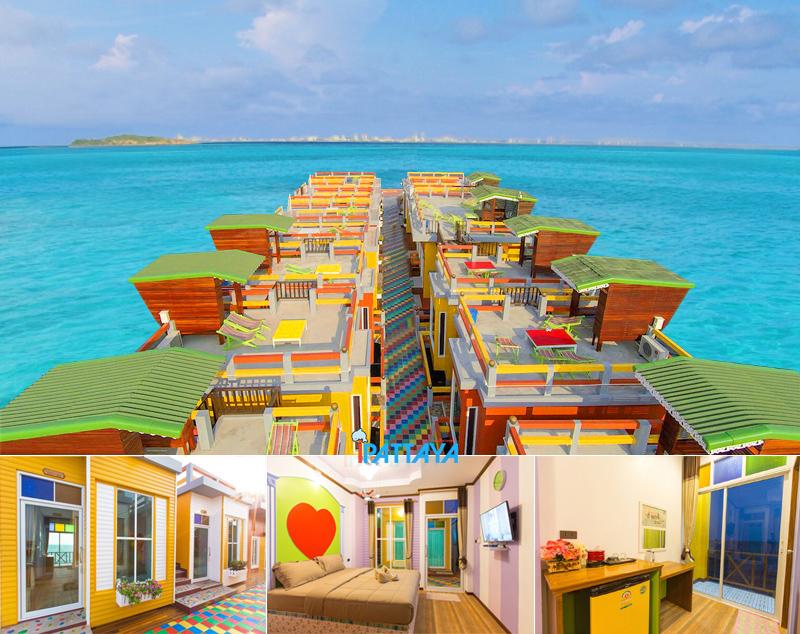 บ้านพักเป็นหลังเกาะล้านพัทยา5 Ipattaya เที่ยวไหนพัทยา