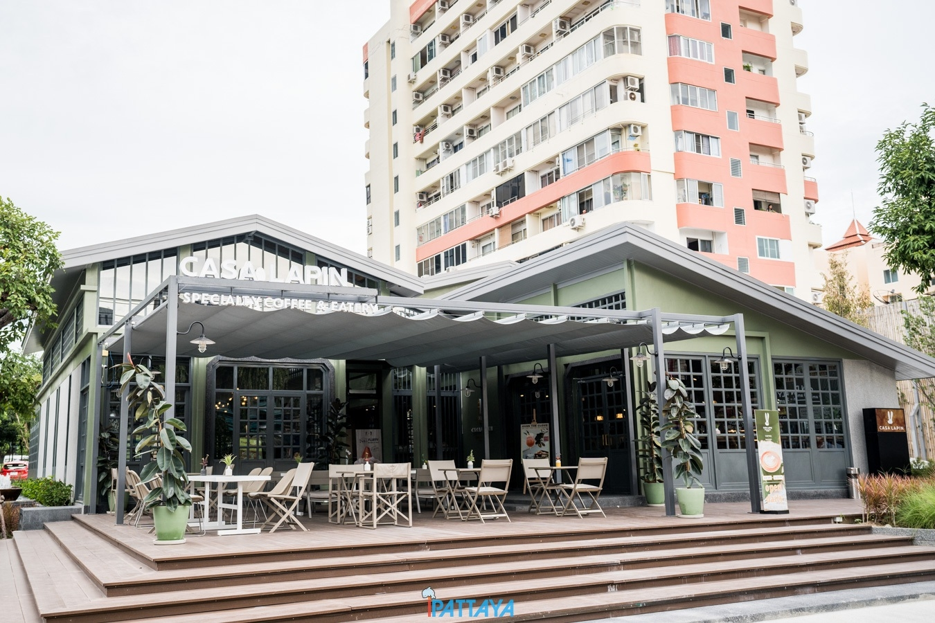 Casa Lapin XL Pattaya คาเฟ่สุดฮิตพัทยาของคนรักกาแฟตัวจริง ...